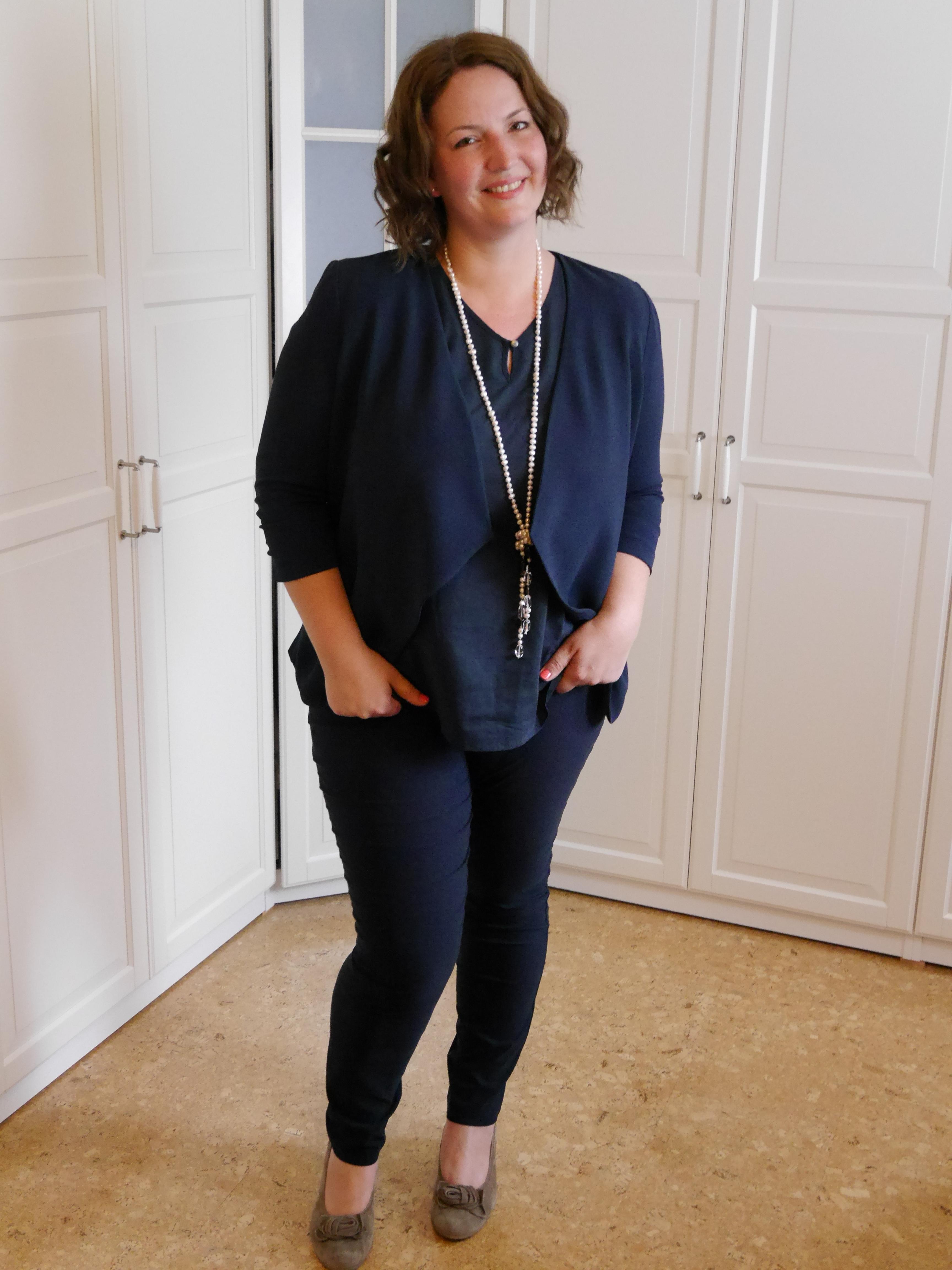 Büro-Outfit