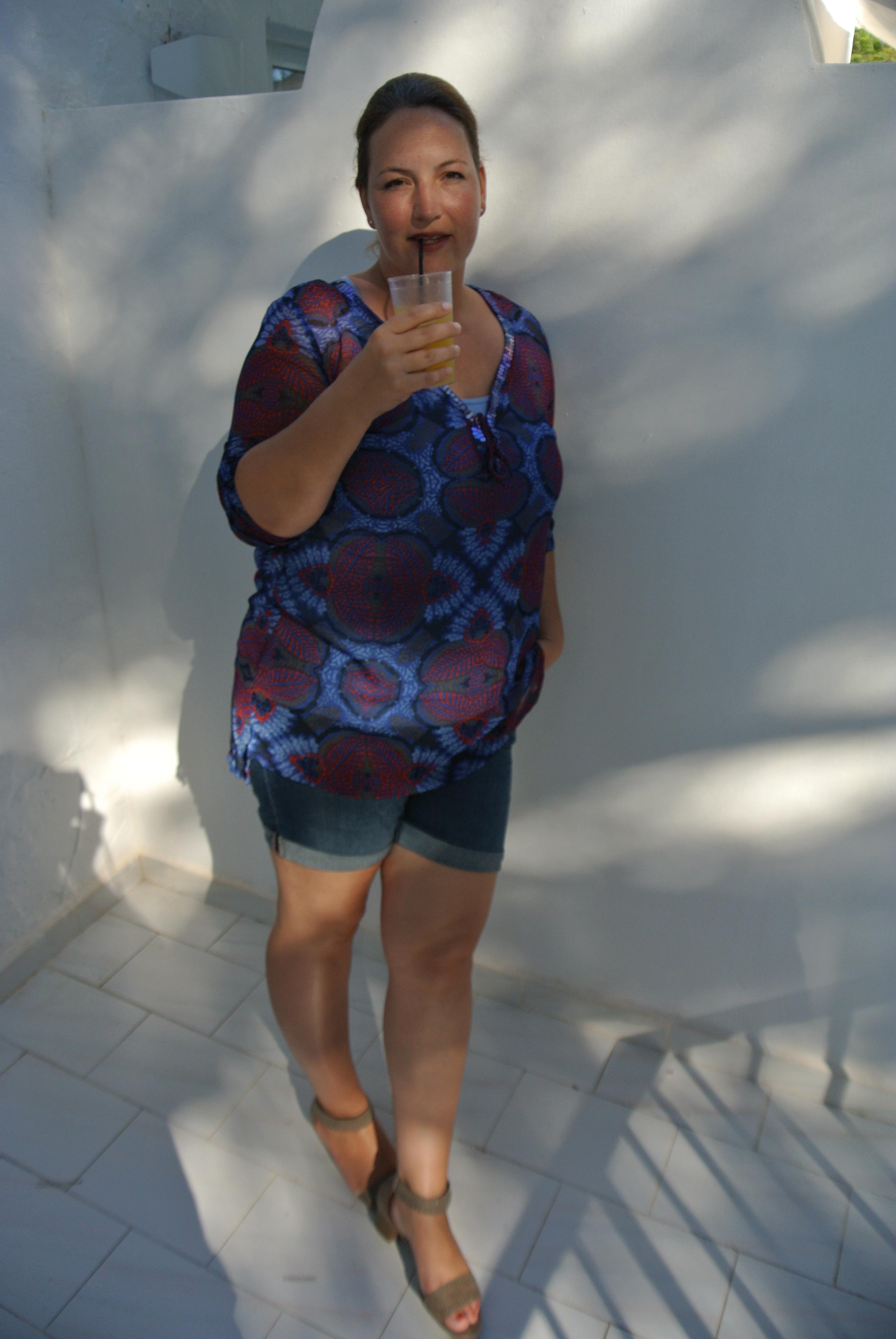 Sommer-Tunika