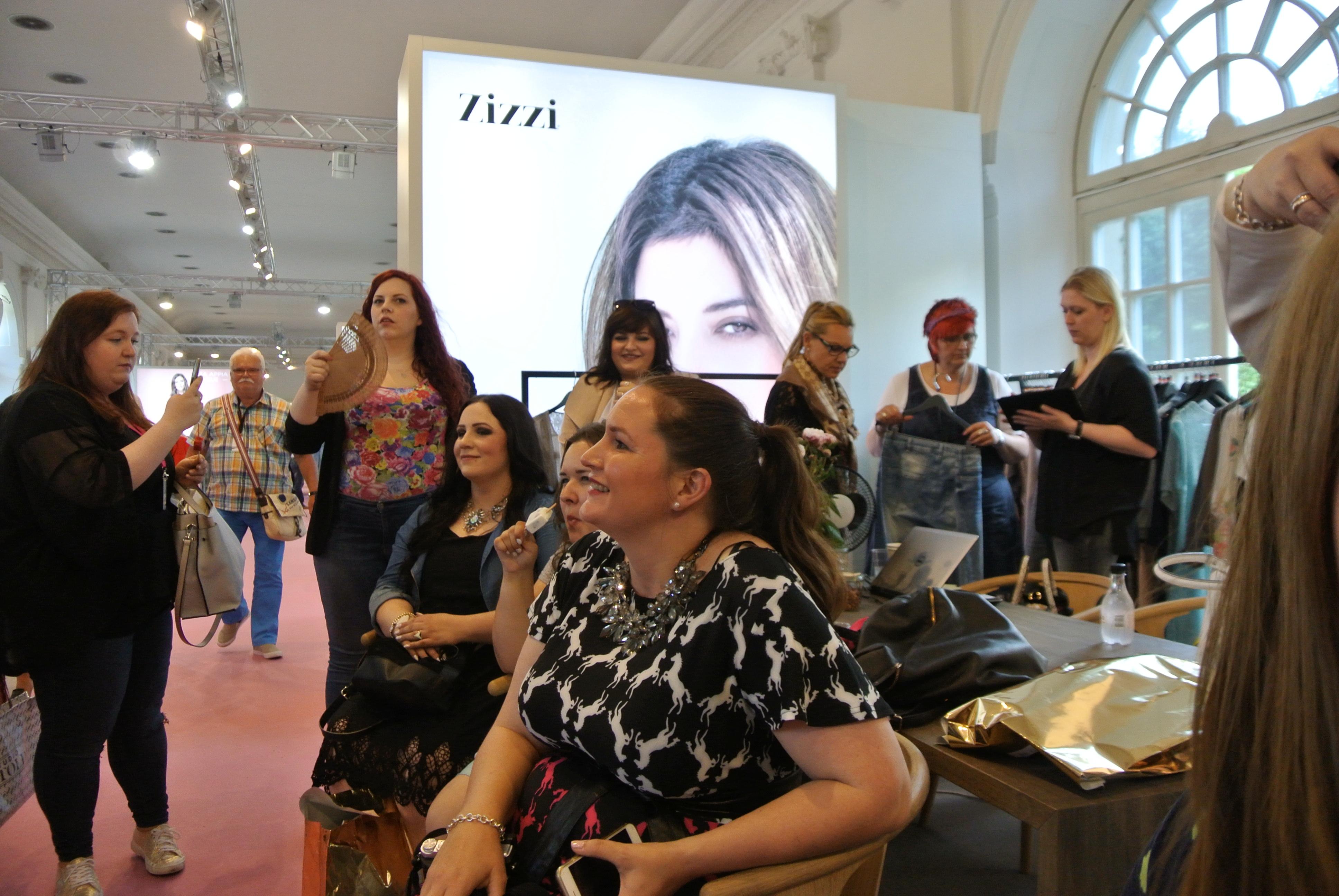 Zizzi Blogger-Präsentation