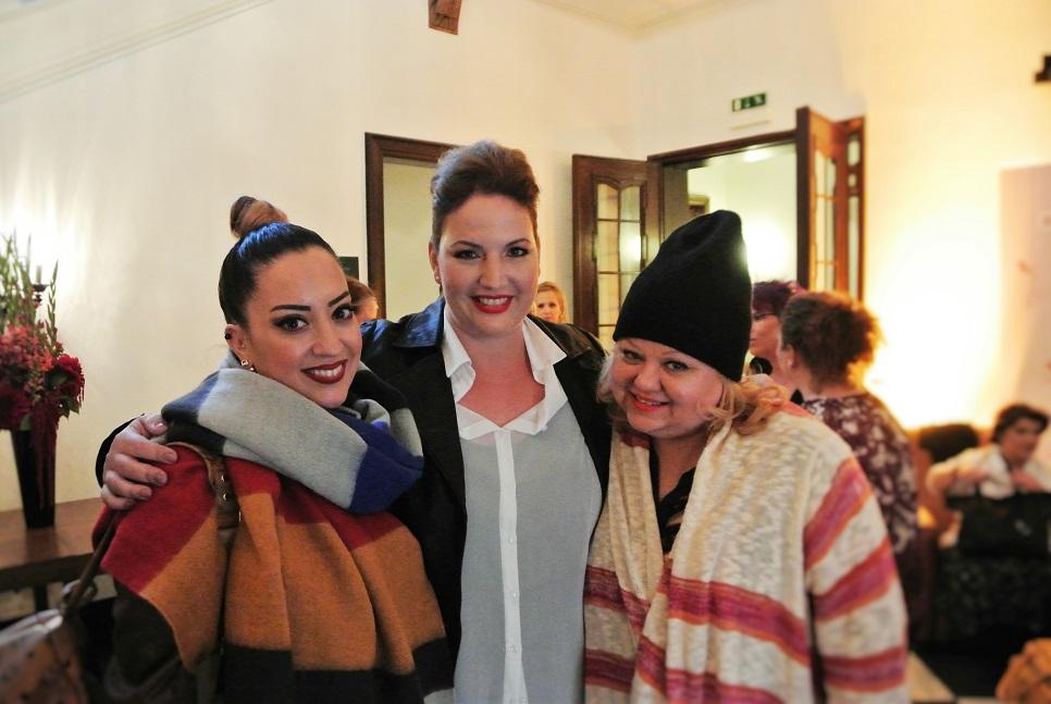 #myhappyday Teil 2: Meet & Greet mit Miyabi Kawai und Betty Amrhein / Profi-Styling / Gala-Dinner in der Elblounge