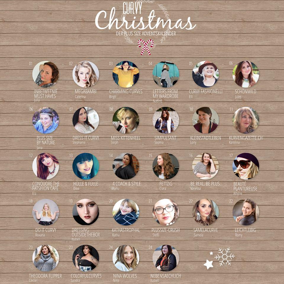 CURVY CHRISTMAS