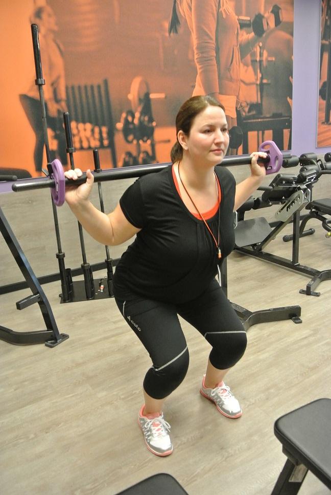 CURVY FIT Part 2: Fitness-Kurs Challenge