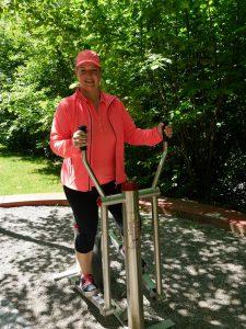 CURVY FIT Challenge Umsonst & Draußen