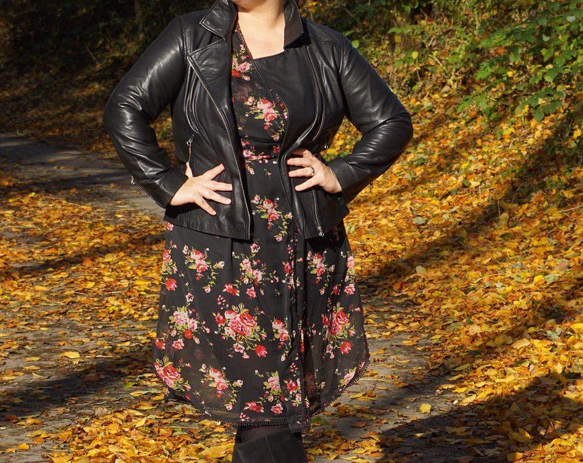 Rocking Flowers zum Herbstspaziergang
