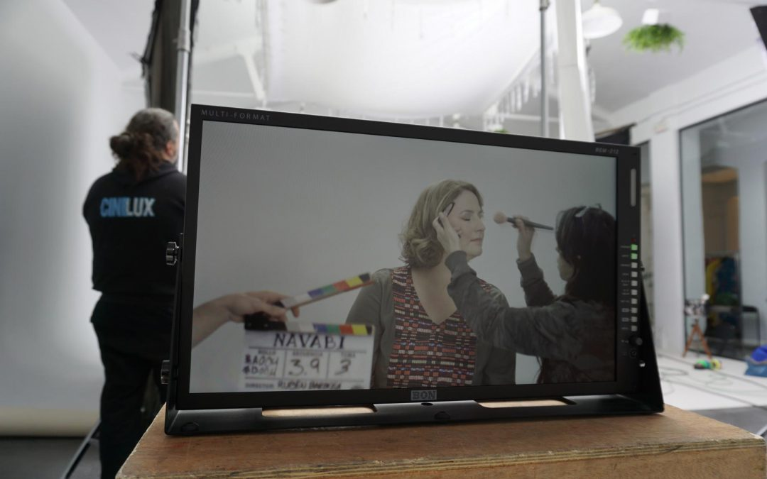 Behind the Scenes: Navabi Werbespot Dreh in Madrid