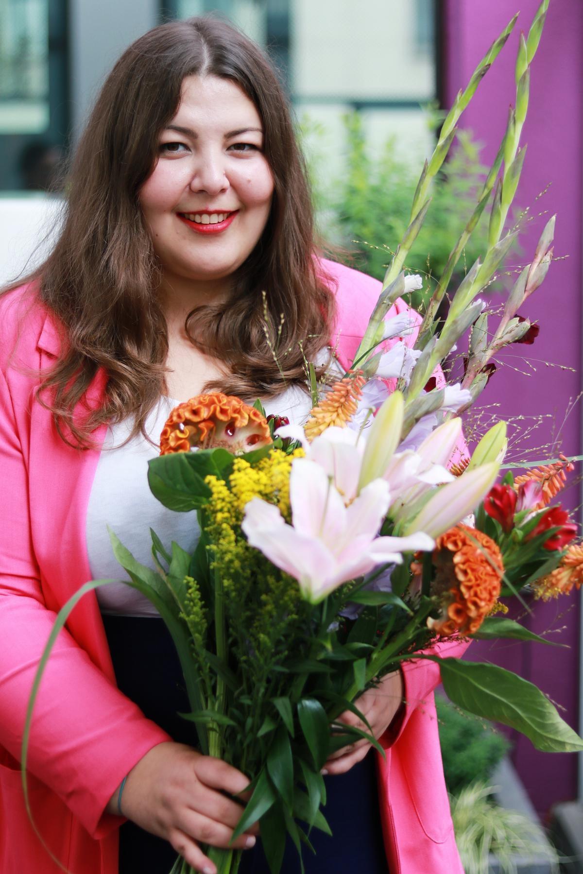 Bloggerin Jana
