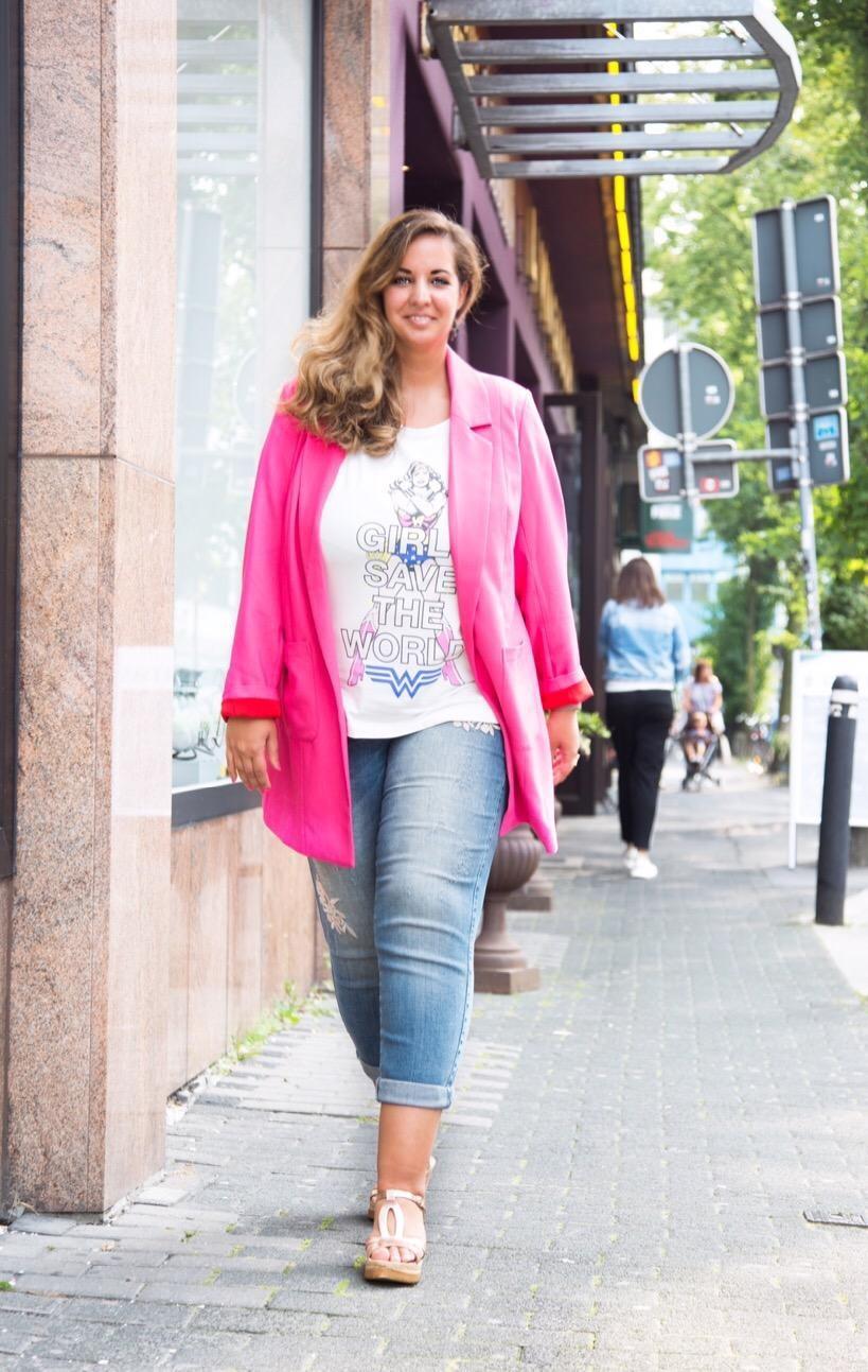 Bloggerin Sarah