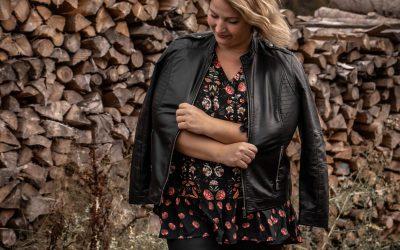 Rockt den Herbst – mit Fake-Lederjacke