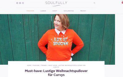 Neue Beiträge auf Soulfully online!