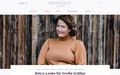 Neue Beiträge auf Soulfully.de online!