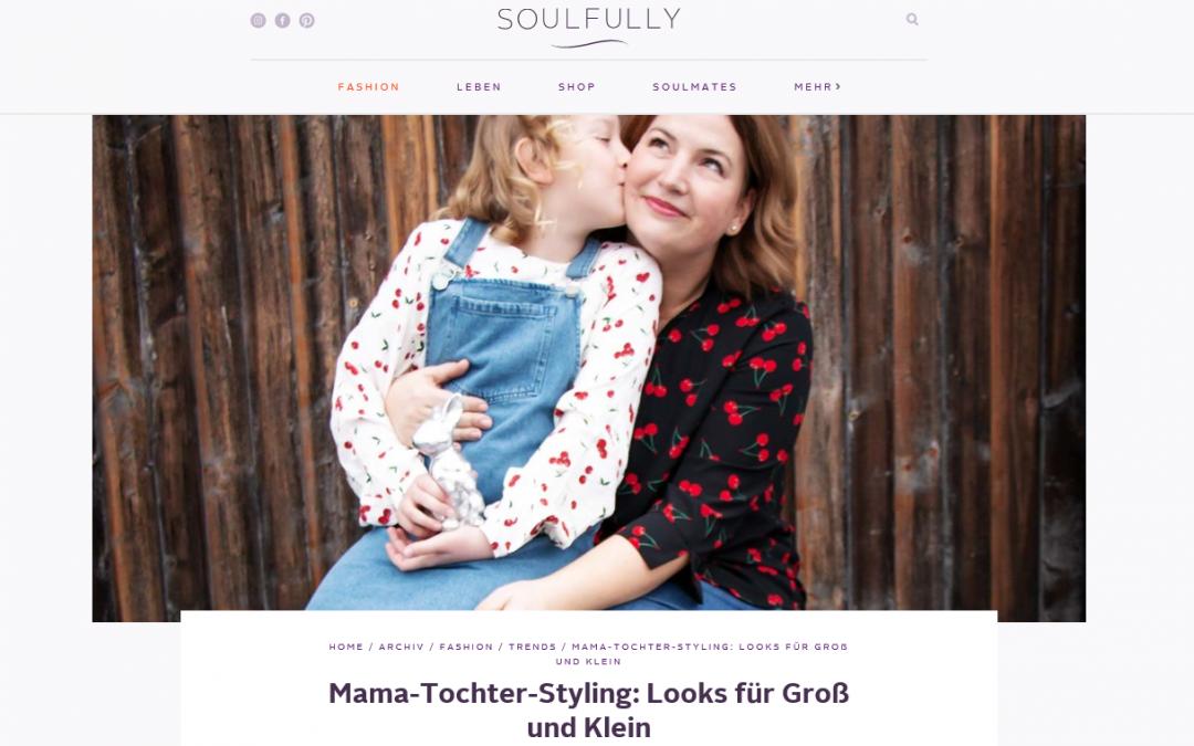 Happy Muttertag: Mode für Mama und Tochter