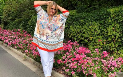 Ferien-Outfit: Sommer-Tunika