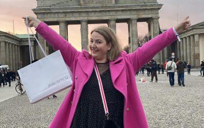 Hinter den Kulissen meiner Berlin Fashion Week 2020 – Teil 1