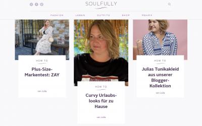 Neue Beiträge auf Soulfully.de online